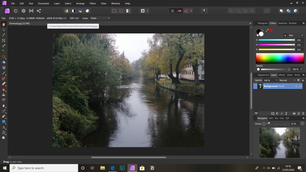 Affinity Photo for Desktop